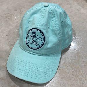 Salt Life Baseball Hat Sea Foam Green EUC